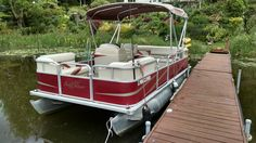 Pontoon boat detailing in SE Olympia!