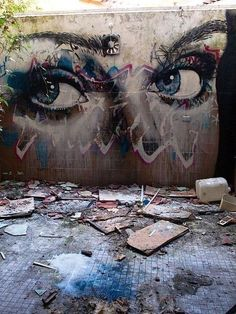 Günter Tauchner ‏@GTauchner  shared on Twitter Street Art by 'Rone' pic.twitter.com/3LADlosh3t ♥★♥
