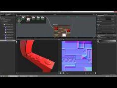 ArtStation - Video Tutorial on Baking Perfect* Normal Maps in Substance Designer 5, Nick Quackenbush