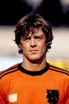 An poster sized print, approx (other products available) - Johnny Rep, Netherlands - Image supplied by PA Images - poster sized print mm) made in Australia Best Football Players, Soccer Players, Football Soccer, Football Shirts, Pure Football, Legends Football, Soccer Guys, Adidas Vintage, Peter Robinson