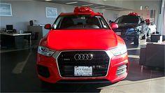 Treat yourself to an #Audi this #HolidaySeason #AudiQ3 #JackDanielsAudi #JDAudiParamus #JDAudiUSR