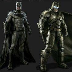 Batman : mi ranking de los trajes (películas / series)