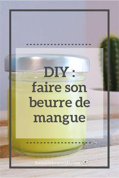 DIY: make mango butter Beard Soap, Diy Beauté, Styling Comb, Perfect Beard, Beer Opener, Beard Care, Hair And Beard Styles, Natural Cosmetics, The Balm