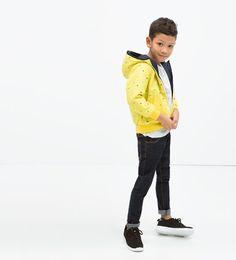 ZARA - KIDS - Reversible printed jacket Cool jacket for my boys