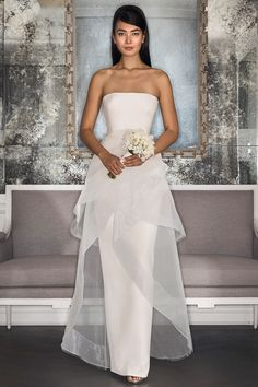 Romona Keveza Fall 2017 Wedding Couture Collection