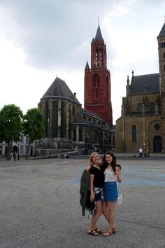 and getting to know Maastricht! Study Abroad, Bouldering, Barcelona Cathedral, Amanda, Dan, University, Culture, Travel, Viajes