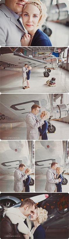 vintage and airplane love  simplyrosie.ca