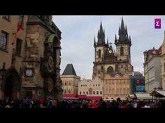 Praga, República Tcheca - Guia Turístico - YouTube