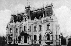 Bucuresti - Palatul Cretulescu (langa Gradina Cismigiu)