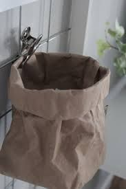 UASHMAMA paper bag with clip to wall  ♥ mixmix  #mixmixreykjavik