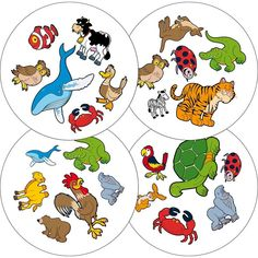 Animals Name In English, Classroom Games, Animal Crafts, Table Games, Speech And Language, Diy Toys, My Children, Kids Learning, Summer Fun