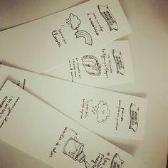 Señaladores #bookmarks