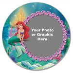 Little Mermaid Plate 2 (Personalized)