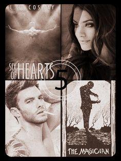 Fan Art: Six of Hearts by L.H. Cosway