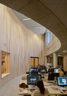 School of Architecture at the Royal Institute of Technology,© Åke E:son Lindman