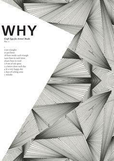 linien / lines schwarz-weiß / black&white geometrisch / geometric