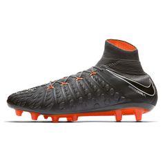 Nike Hypervenom Phantom III Elite DF AG-Pro Artificial Turf Soccer Shoe - WorldSoccershop.com |