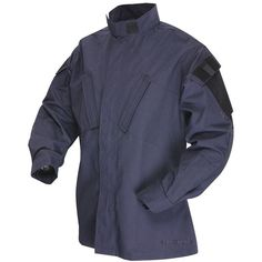 TRU-SPEC Tactical Response Uniform (TRU) Shirt 50/50 Nylon/Cotton Rip-Stop - Solid Colors