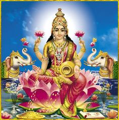 Lakshmi is also an important deity in Jainism and found in Jain temples Lakshmi hindu art Lakshmi wealth Lakshmi goddesses Lakshmi haram Lakshmi tanjore painting Lakshmi vaddanam Lakshmi bangle Lakshmi decoration Lakshmi necklace Indian Goddess, Goddess Lakshmi, Lakshmi Images, Lord Balaji, Lord Vishnu Wallpapers, Lord Murugan, Shiva Wallpaper, Tanjore Painting, Shiva Shakti