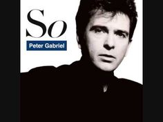 Peter Gabriel - Red Rain one of my favorites by PG