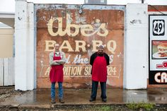 The South's Legendary Barbecue Joints: Abe's BBQ