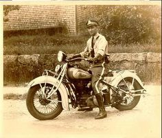 Massachusetts Vintage Photography | Massachusetts State Police (Vintage Photos)