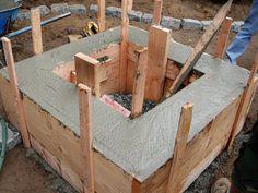 How to Make a Concrete Fire Feature | how-tos | DIY