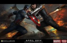 Sneak peek of Captain America coming to theaters | Moviepilot: New Stories for Upcoming Movies