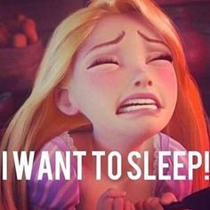 Ultimately, you just want some freaking sleep. | 21 Very Real Struggles For People With Insomnia