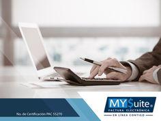 COMPROBANTE FISCAL DIGITAL. En MYSuite, no existe un límite en el número de folios que usted puede solicitar para emitir o validar sus facturas a través de nuestra plataforma. Contamos con paquetes de los cuales podrá elegir el que requiera, dependiendo el tamaño de su empresa o su volumen de facturación, y utilizarlo para generar cualquier tipo de comprobante de ingreso, egreso, traslado, nómina o pago y hasta CFDI de retenciones. Le invitamos a escribirnos al correo electrónico…