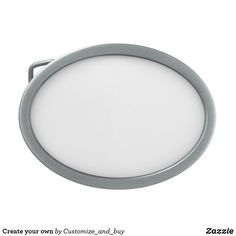 Shop Belt Buckle with White Background created by Personalize it with photos & text or purchase as is!