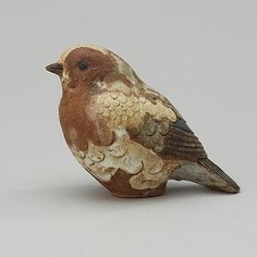 Need a gift ideas for cooks? ✩ Check out this list of creative present ideas for people who are into cooking Clay Birds, Ceramic Birds, Ceramic Animals, Clay Animals, Ceramic Pottery, Pottery Art, Ceramic Art, Fish Sculpture, Pottery Sculpture