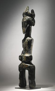 Jukun Ancestor Figure, Nigeria | lot | Sotheby's - The imaginative figurative…