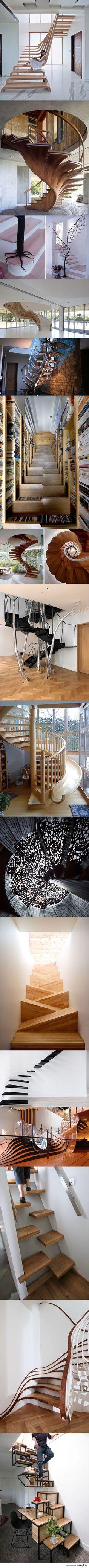 Dobrze przemyślane schody