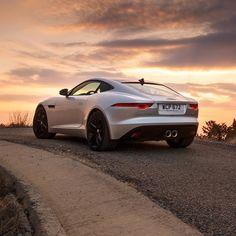 Elevating performance to an art form. Jaguar F-TYPE Coupé