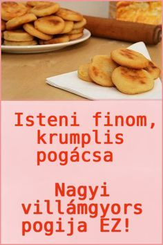 Dinner Recipes, Dessert Recipes, Cake Recipes, Hungarian Recipes, Cooking Recipes, Healthy Recipes, Sweet And Salty, Other Recipes, Yummy Snacks