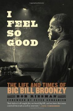 I Feel So Good: The Life and Times of Big Bill Broonzy by Bob Riesman,  This is definitely on my Kindle wishlist! http://www.amazon.com/dp/0226717453/ref=cm_sw_r_pi_dp_VV2Jpb0YHJKWN