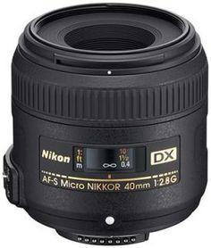 Nikon AF-S DX Micro-Nikkor 40mm f/2.8G Review Image