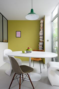 ¿Te animas a cambiar el color de la pared? - Deco & Living