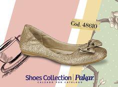 Flats Moda Shoes Collection Pakar