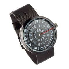 Visus Watch Black, £32, now featured on Fab.
