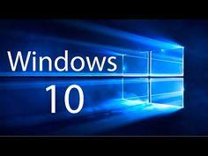 Présentation Générale de Windows 10 [FR] - YouTube