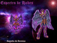 Saint Seiya - Vilões: 108 Espectros de Hades