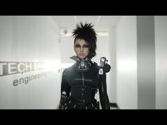 I love Deus Ex:Human Revolution, this short indie film hits every note in a live action symphony :)