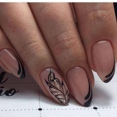 Nail Art Designs For Short Nails Fancy Nails, Trendy Nails, Pink Nails, Cute Nails, Gel Nail Art, Acrylic Nails, Nail Art Kit, Ongles Beiges, Hair And Nails