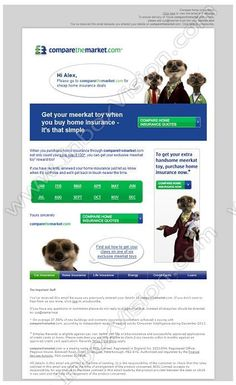 Best Email Design Insurance Images On Pinterest Email Design - Promotional mailer template