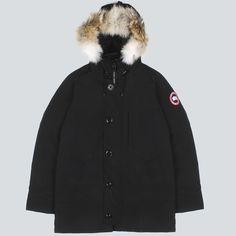 165481ad341 Canada Goose - Chateau Jacket - Black