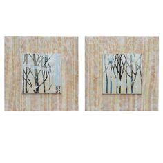 Cross Over 1 & 2 Canvas Art