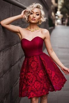 4c215e208ec1d Fashion Prom Dress,Chic Sexy Evening Dress,Strapless Homecoming Dress,YY379  from modern sky
