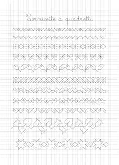 Blackwork Cross Stitch, Cross Stitch Cards, Cross Stitch Borders, Cross Stitch Designs, Cross Stitching, Cross Stitch Patterns, Kasuti Embroidery, Hand Embroidery Stitches, Cross Stitch Embroidery